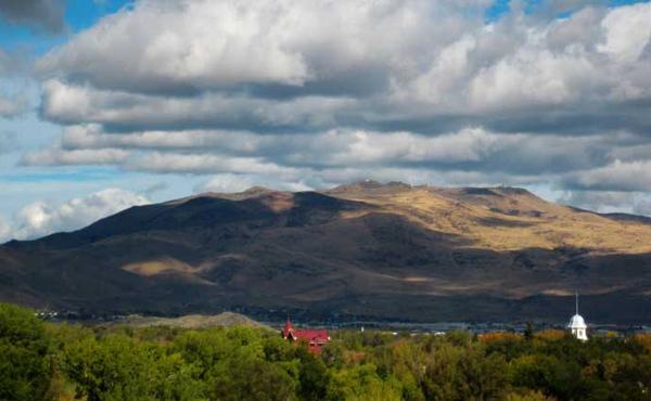 Carson City View